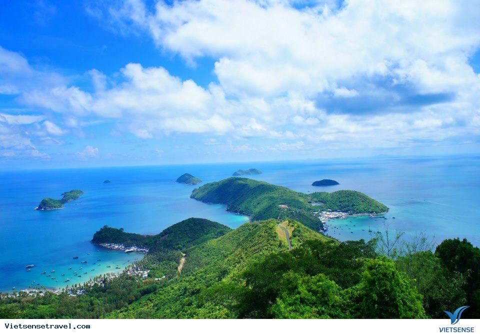 Đảo Nam Du Hòn Ngọc Nguyên Sơ