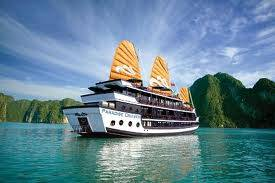 Du Thuyen Paradise, Du Lich Du Thuyen Ha Long, Tour Du Thuyen Ha Long