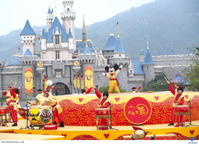 Du Lịch Hồng Kông: Hà Nội HongKong Disney Land 4 Ngày 3 Đêm