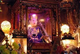 Tour Đền Ông Hoàng Bảy, Den Ong Hoang Bay - Bao Ha