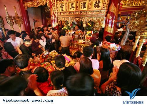 Đền Mẫu - Đồng Đăng -  Chợ Tân Thanh - Nhị Tam Thanh, Le Hoi Den Mau