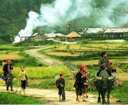 Du Lich Tay Bac: Ha Noi - Mai Chau - Moc Chau