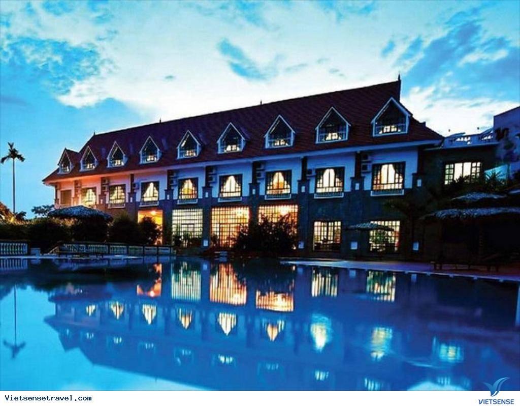 Du Lich Hoa Binh: Ha Noi - V Resort - Hoa Binh - Ha Noi