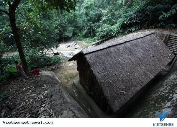 Hầm Đại Tướng Võ Nguyên Giáp,Ham Dai Tuong Vo Nguyen Giap