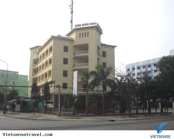 Khách sạn Công Đoàn Cửa Lò,khach san cong doan cua lo