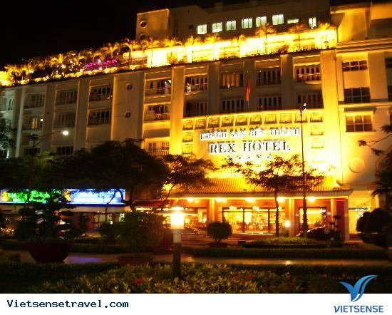 Khách sạn Rex Việt Nam,khach san rex viet nam