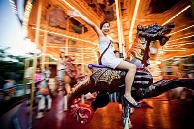 Khám phá công viên giải trí hấp dẫn Vinpearl Land,kham pha cong vien giai tri hap dan vinpearl land