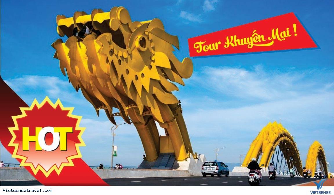 Tour Du Lịch- Hồ Chí Minh- Đà Nẵng 4 Ngày 3 Đêm