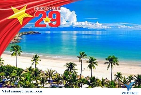 Tour Du Lịch Nha Dịp Lễ Quốc Khánh 2-9 Từ Hồ Chí Minh
