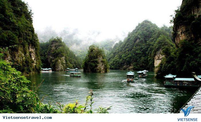 Tour Du Lịch Trương Gia Giới - Phù Dung Trấn - Phượng Hoàng Cổ Trấn - Hồ Bảo Phong (Đường Bay) - Ảnh 5