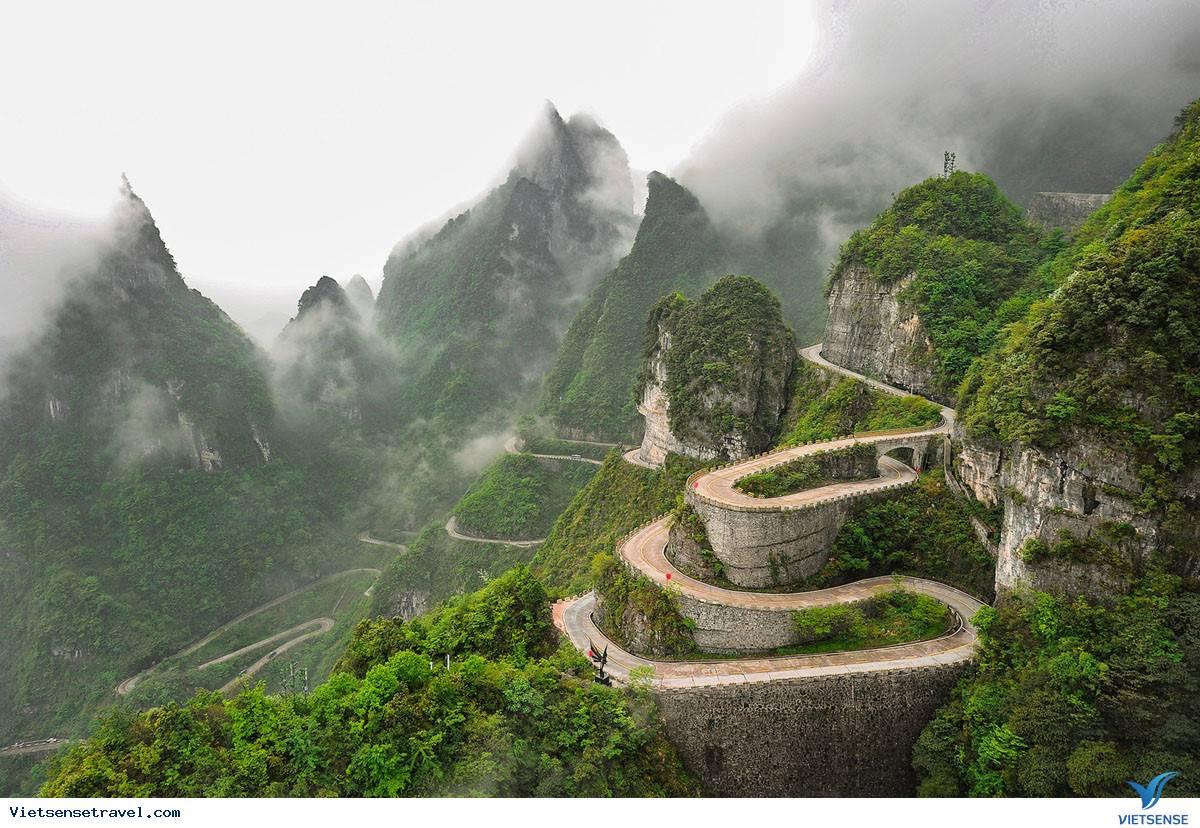 Tour Du Lịch Trương Gia Giới - Phù Dung Trấn - Phượng Hoàng Cổ Trấn - Hồ Bảo Phong (Đường Bay) - Ảnh 4