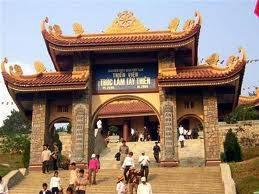 Tour Du LịchTây Thiên Thiền Viện Trúc Lâm Tam Đảo 2 ngày 1 đêm