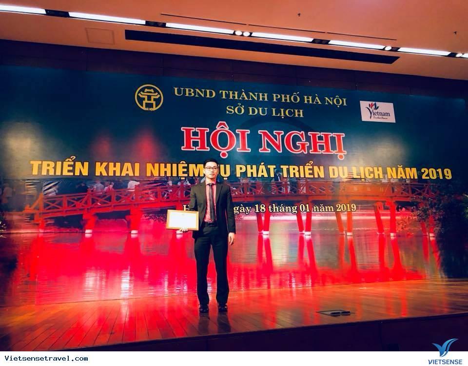 VietSense Travel: Chặng đường 9 năm và những giải thưởng danh giá - Ảnh 1